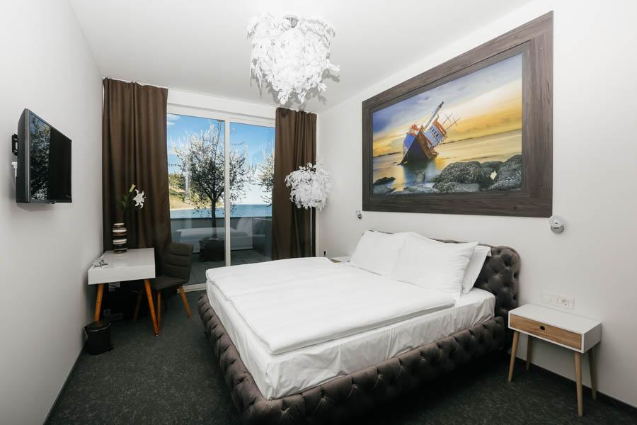Dvoposteljna soba Superior ob plaži
